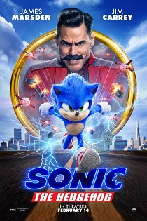 Cartaz do filme: Sonic, O Filme
